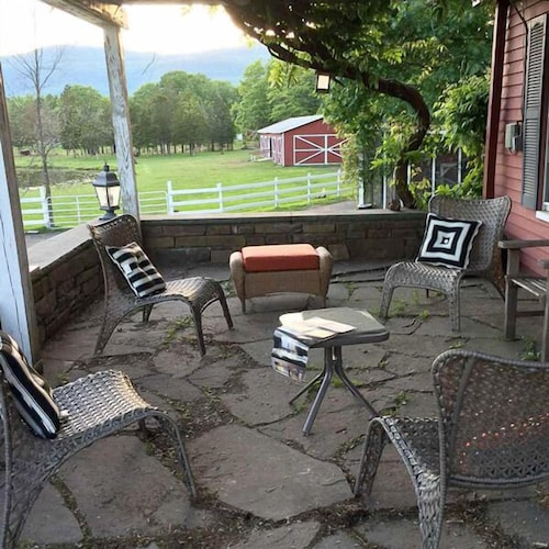 Terrace/Patio, The Kaaterskill