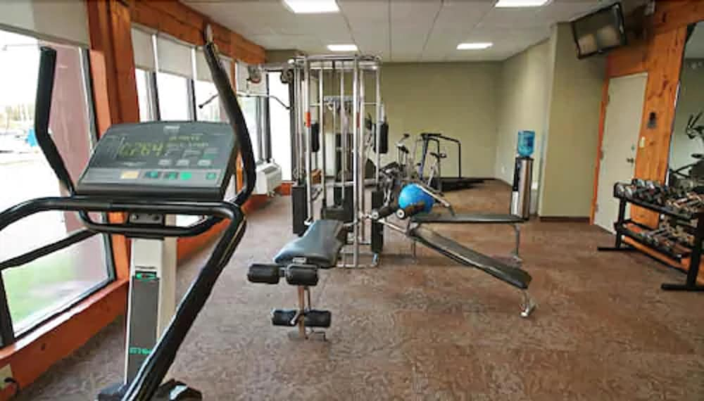 Fitness Facility, Royal Harbour Resort