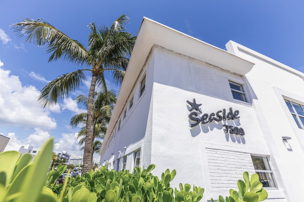 Front of Property, Seaside All Suites Hotel, a South Beach Group Hotel
