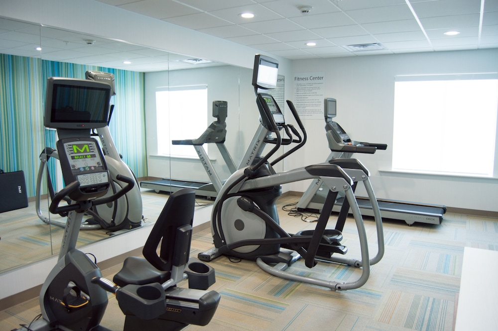 Fitness Facility, Holiday Inn Express Slidell, an IHG Hotel