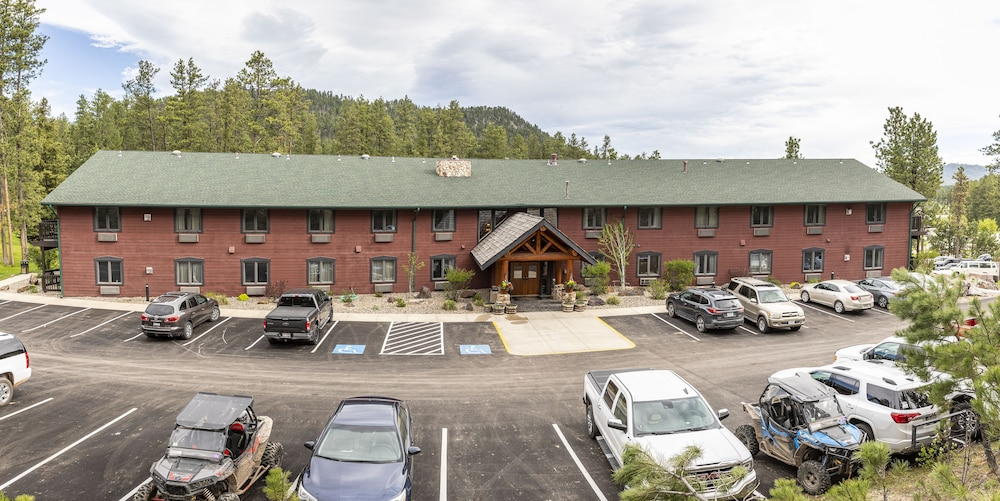 Front of Property, Lodge at Palmer Gulch