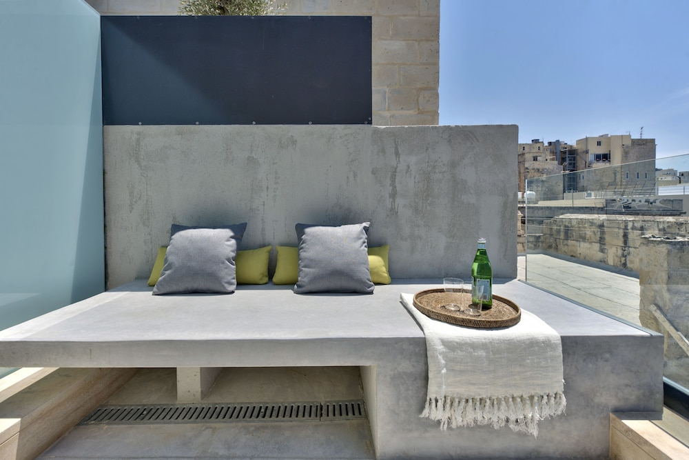 Terrace/Patio, Casa Ellul - Small Luxury Hotels of the World