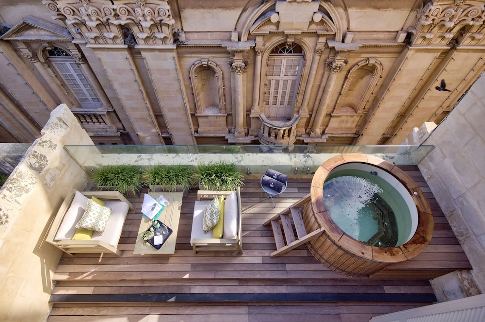Balcony, Casa Ellul - Small Luxury Hotels of the World