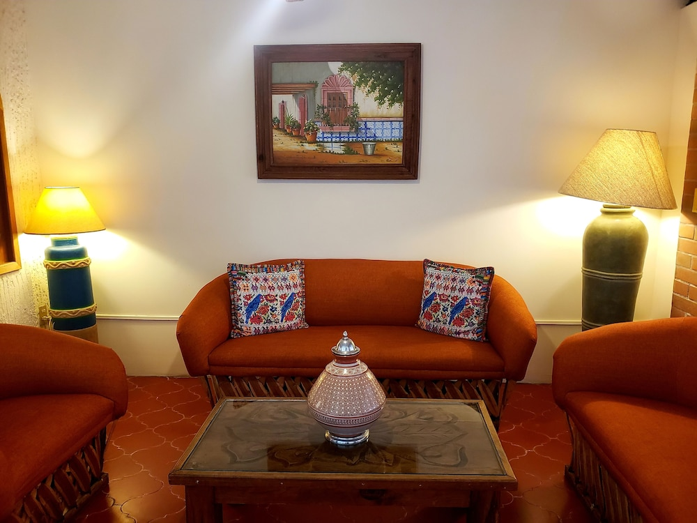 Living Room, Quinta Don Jose Boutique Hotel