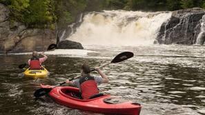 Kayak, canoë