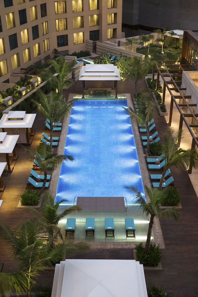 Pool, JW Marriott Mumbai Sahar