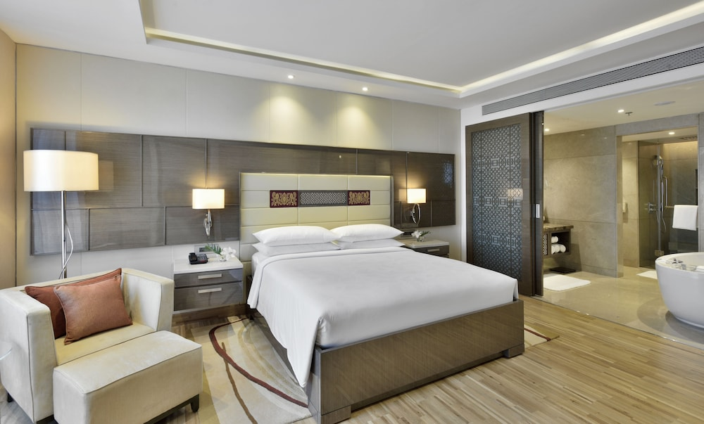 Room, JW Marriott Mumbai Sahar