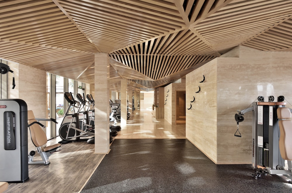 Gym, JW Marriott Mumbai Sahar