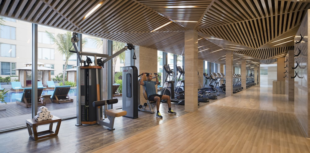 Fitness Facility, JW Marriott Mumbai Sahar