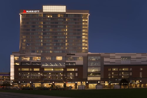 Great Place to stay Buffalo Marriott Harborcenter near Buffalo