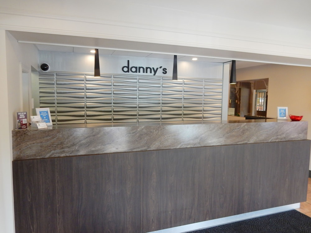 Reception, Danny's Hotel Suites, SureStay Collection by Best Western