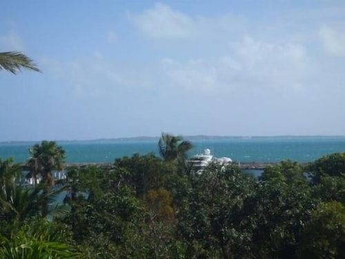 View from Property, Mermaid Retreat Regattas #15 by Living Easy Abaco