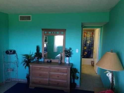Room, Mermaid Retreat Regattas #15 by Living Easy Abaco