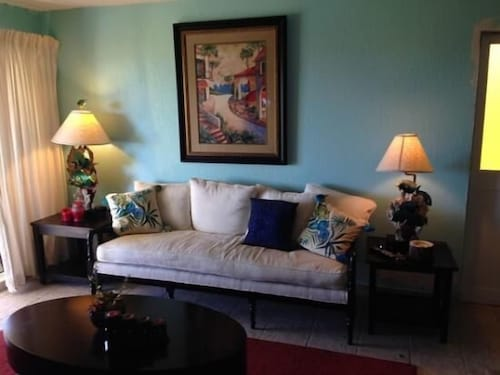 Living Room, Mermaid Retreat Regattas #15 by Living Easy Abaco