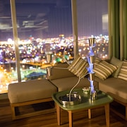 Khu lounge khách sạn