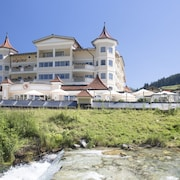 Traumhotel Alpina Superior – Yoga & Ayurveda Hotel (Adults Only)