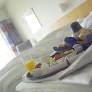 Roomservice - spisning