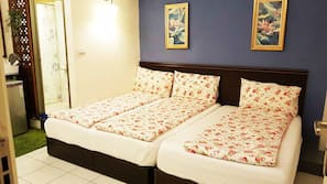 13 ห้องนอน, ห้องพักตกแต่งอย่างมีเอกลักษณ์, ตกแต่งพิเศษโดยเฉพาะ