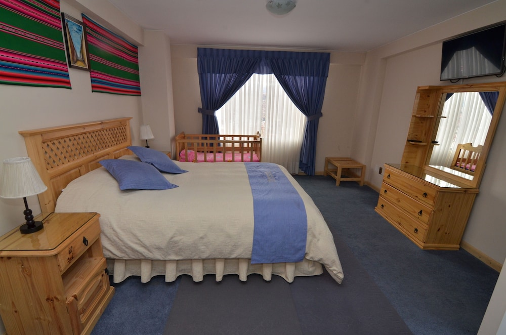 Almudena apart hotel in la paz hotel rates reviews on for Apart hotel a la maison la paz bolivia