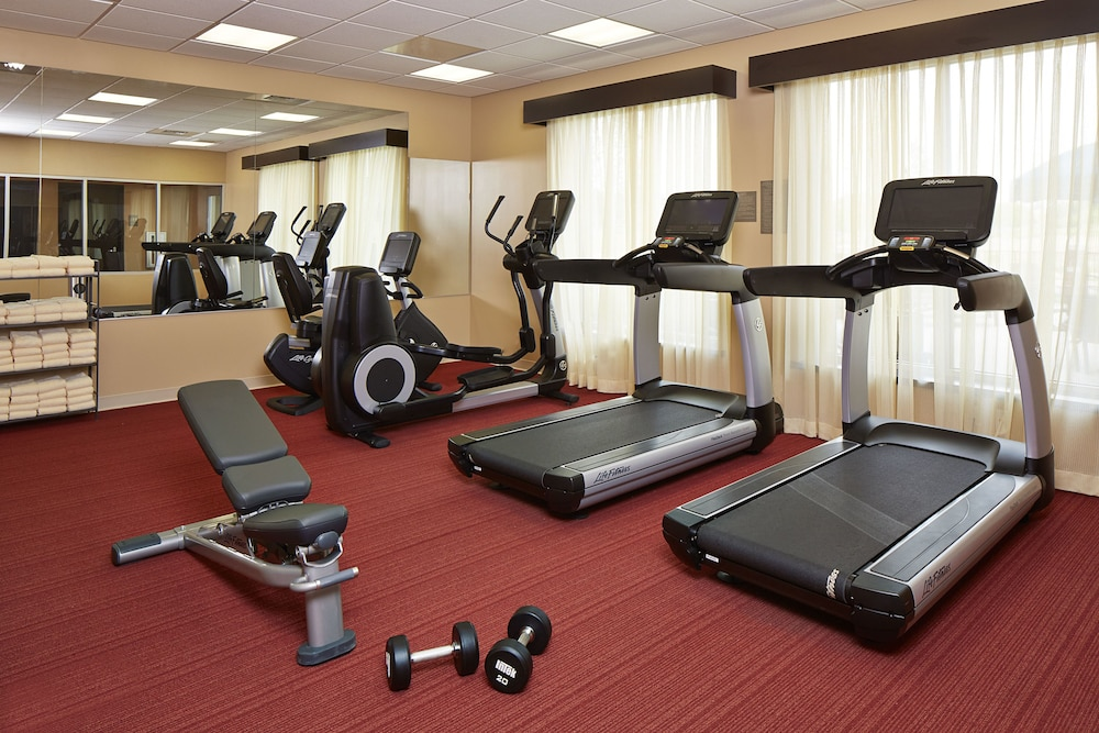 Fitness Facility, Hyatt Place Lansing - East