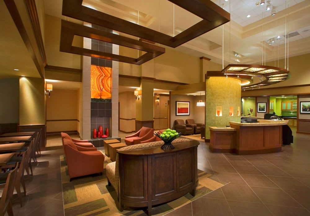 Lobby, Hyatt Place Lansing - East