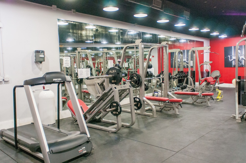 Gym, Beach Apartments - Free Parking