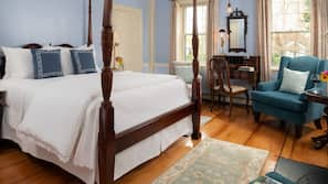 1 bedroom, Frette Italian sheets, premium bedding, pillowtop beds