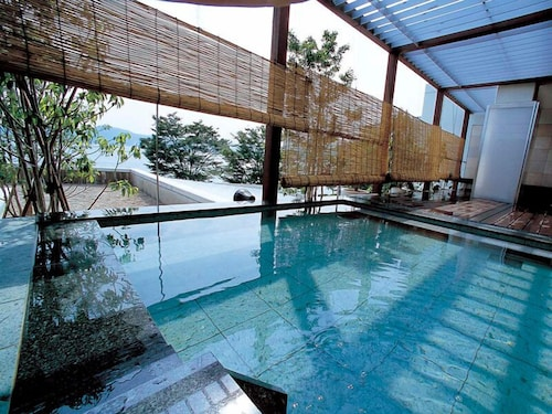 Indoor Pool, Hotel Harvest Hamanako