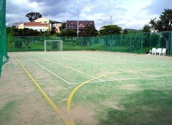 Tennis Court, Hotel Harvest Hamanako