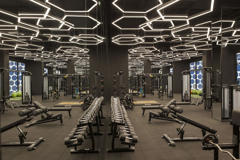 Fitness Facility, Maxx Royal Kemer Resort