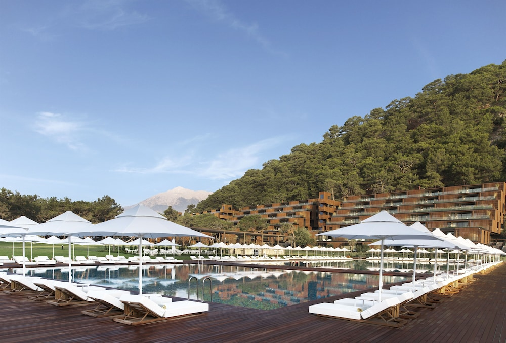 Front of Property, Maxx Royal Kemer Resort