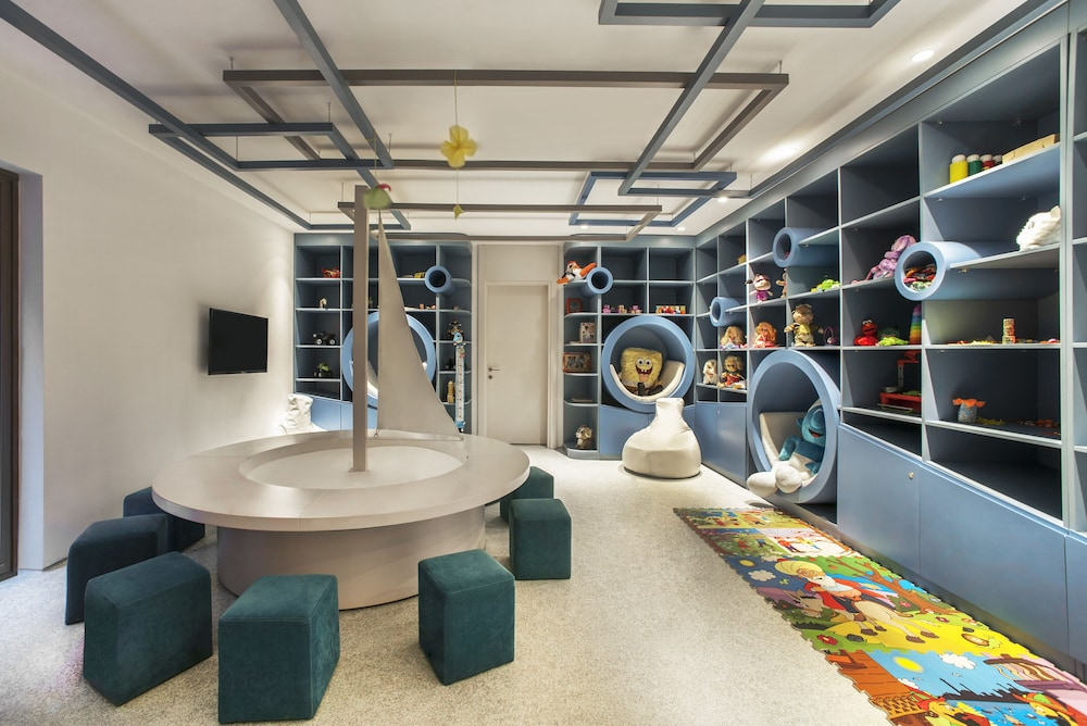 Children's Play Area - Indoor, Maxx Royal Kemer Resort