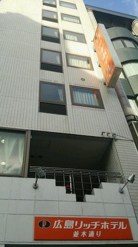 Hiroshima Rich Hotel Namiki-Dori
