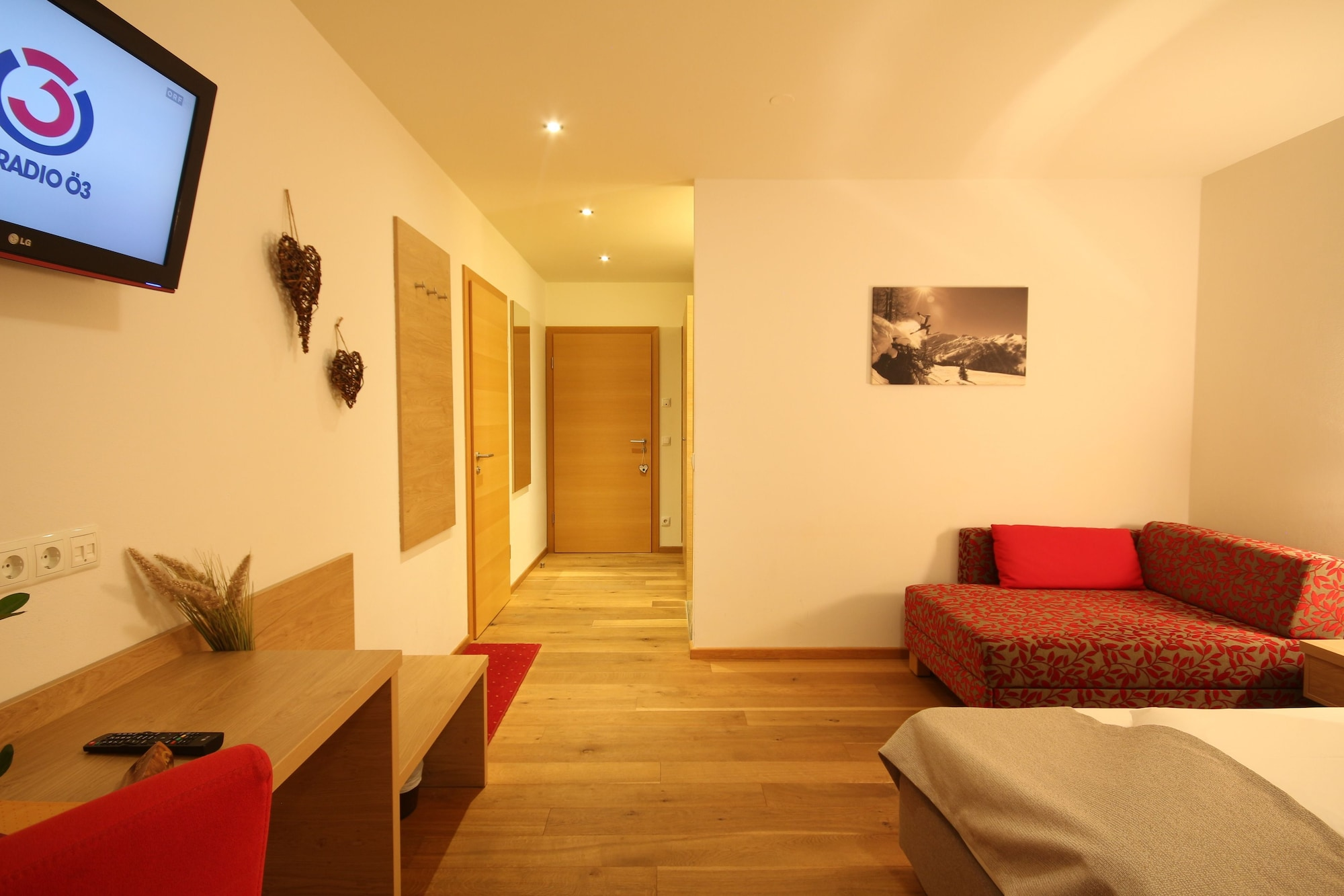 Comfort Double Room (partially with Balcony)