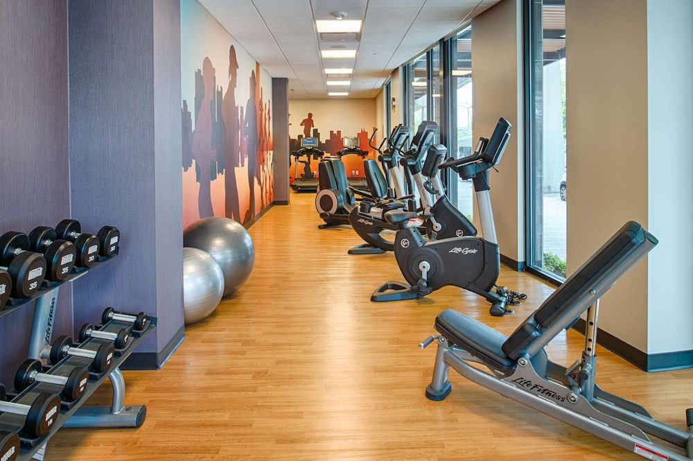 Fitness Facility, Hyatt House Seattle/Downtown