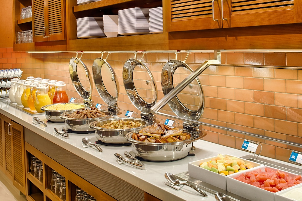 Buffet, Hyatt House Seattle/Downtown