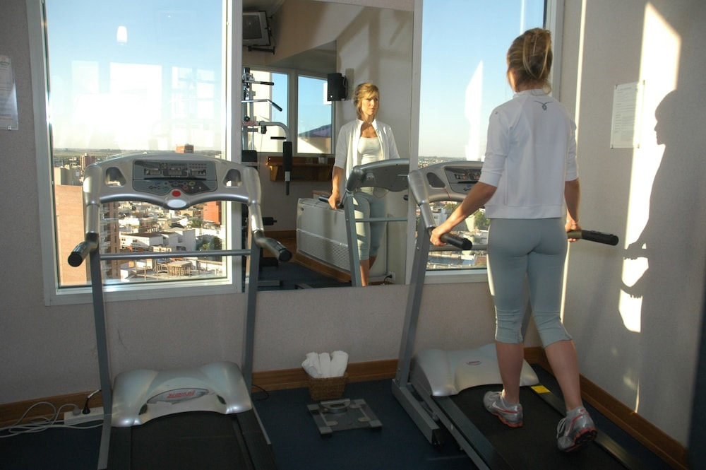Gym, InterTower Hotel