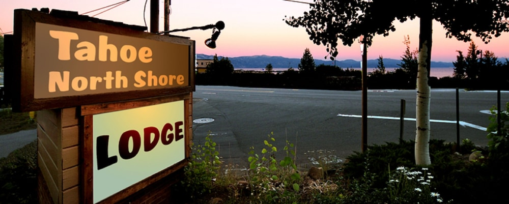 Front of Property, Tahoe North Shore Lodge