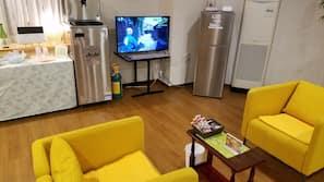 平面電視、DVD 播放機