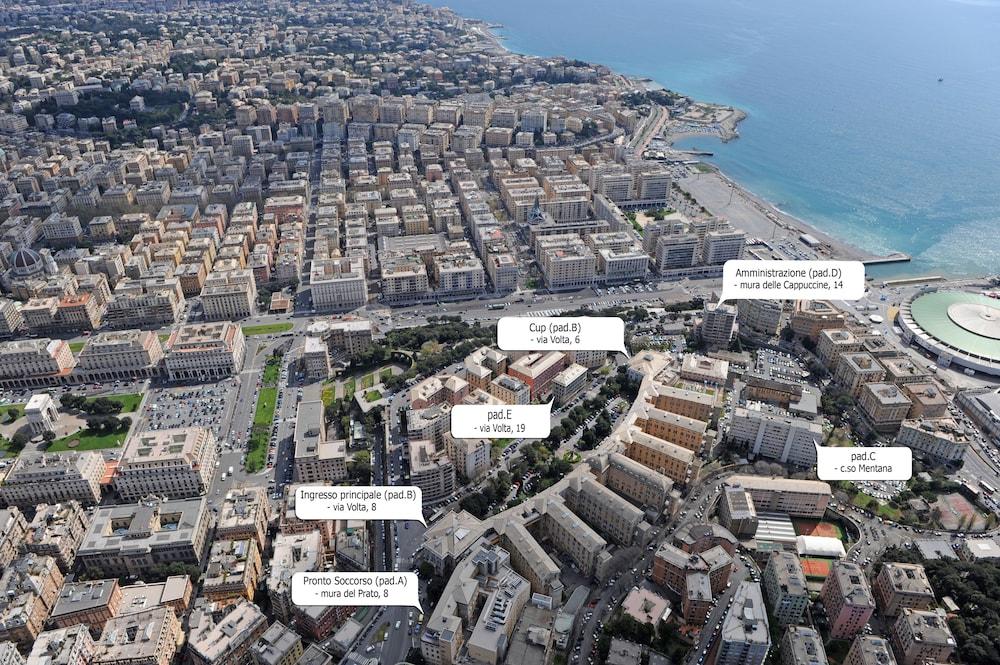 Ufficio Passaporti Genova Corso Aurelio Saffi : B b home grifondoro genova italia expedia