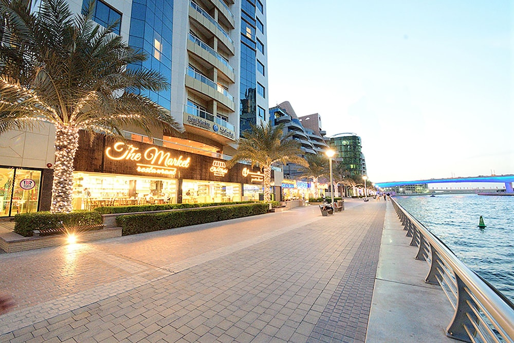 Pearl Marina Hotel Apartments 3 0 Out Of 5 City View Featured Image
