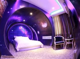 Yepu Night Theme Hotel- Dalian