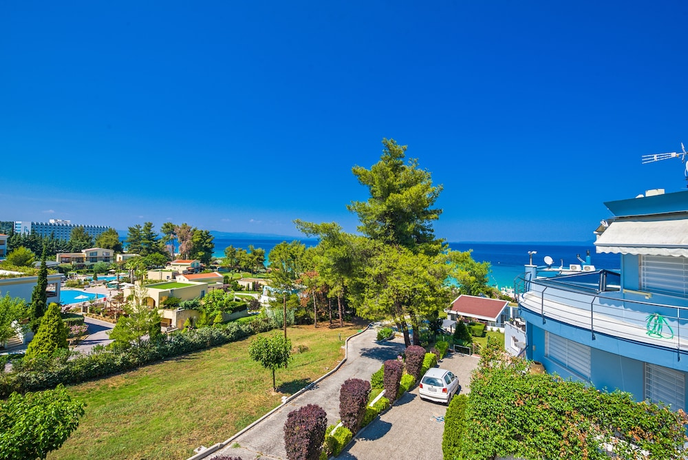 Balcony View, Villas F & B Summer Collection - Aegean Residence