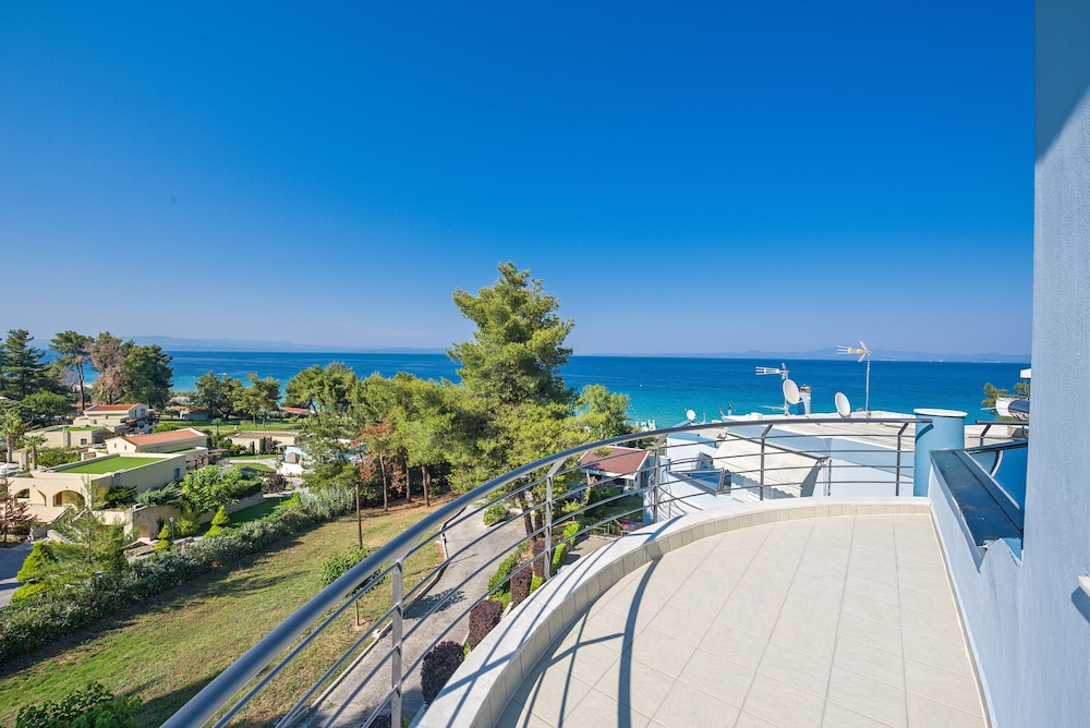 Aerial View, Villas F & B Summer Collection - Aegean Residence