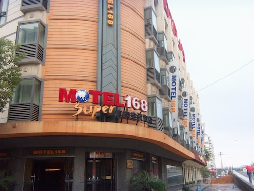 Motel 168 Wenzhou Yongning Road Branch