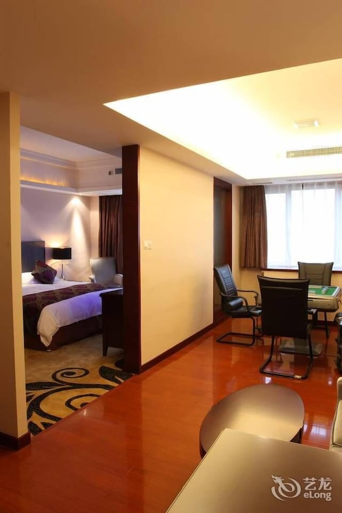 Hua rong business hotel hangzhou hangzhou chine for Chambre commerce chine