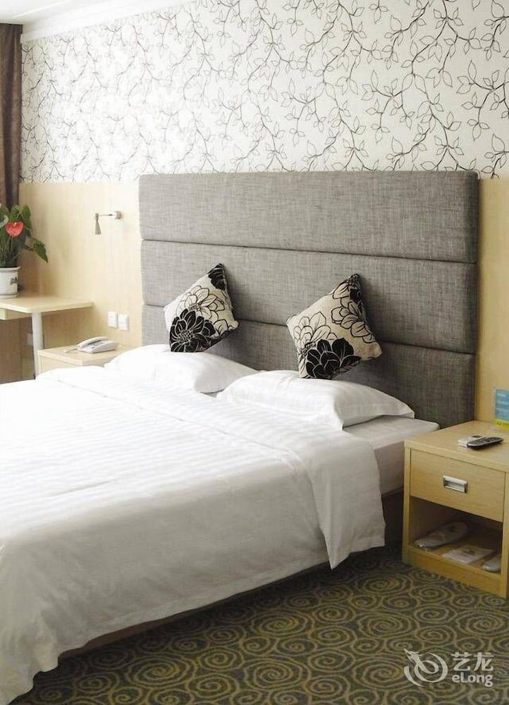 Jiaonan jin lan business hotel qingdao chine for Chambre commerce chine