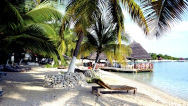 OUANGA BAY BEACH HOTEL