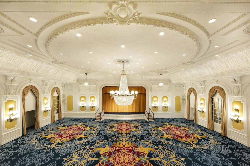 Interior, The Jefferson Hotel