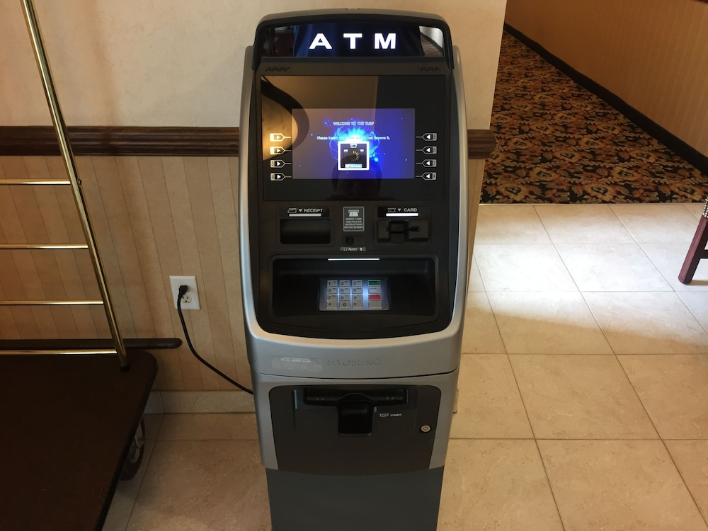 ATM/Banking On site, Rodeway Inn & Suites